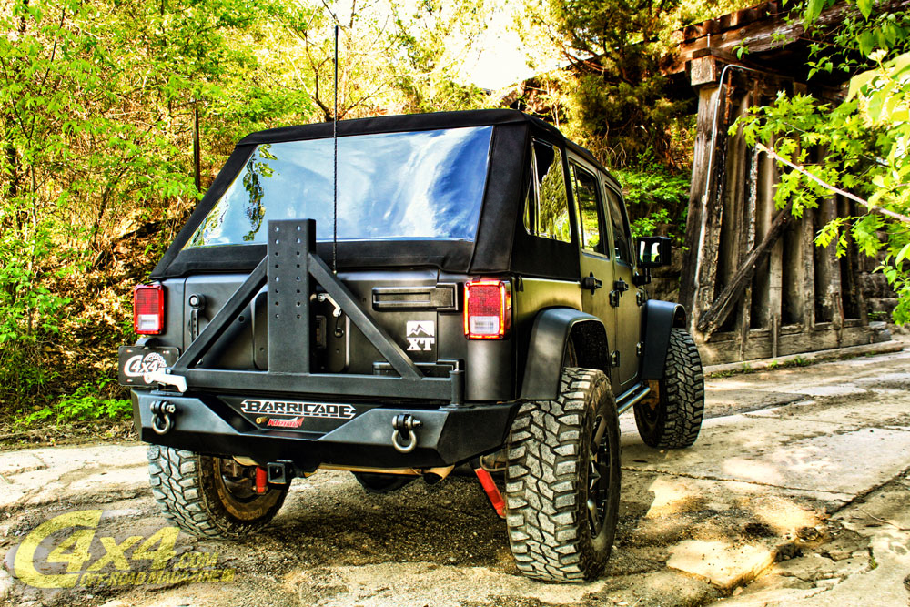C4x4 Com Off Road Magazine